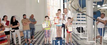 По итогам Кубка главы администрации Светлогорского района по плаванию