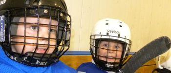 В хоккей играют… 4-летние мальчишки