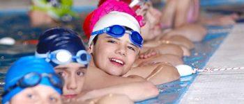 Новогодний спортивный праздник по плаванию!