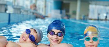 «Новогодний фестиваль по плаванию»
