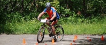 Первенство и Чемпионат Калининградской области на велосипедной дистанции