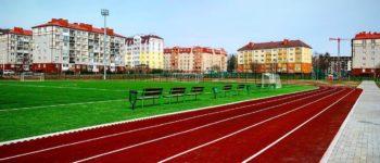 Приглашаем спортсменов и любителей футбола на новенькую спортивную площадку ФОК «Светлогорский»!